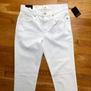 77b2e1b2ac996e Your fresh pair of white Joe's Jeans. Size 29.